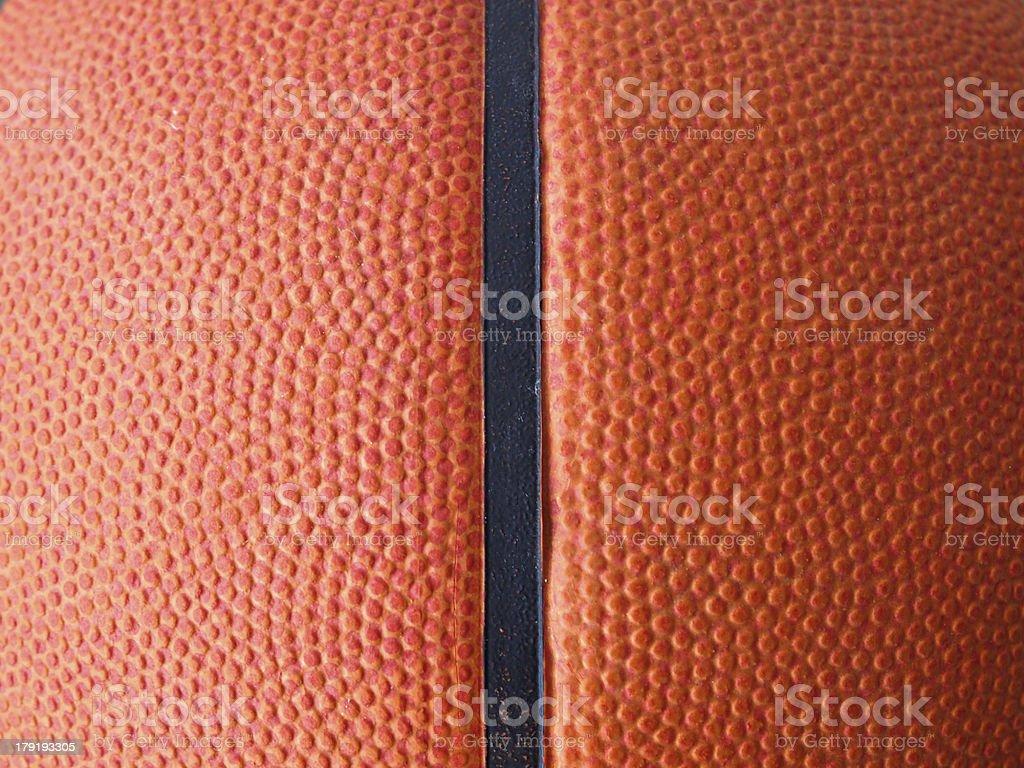 close up basketball royalty-free stock photo