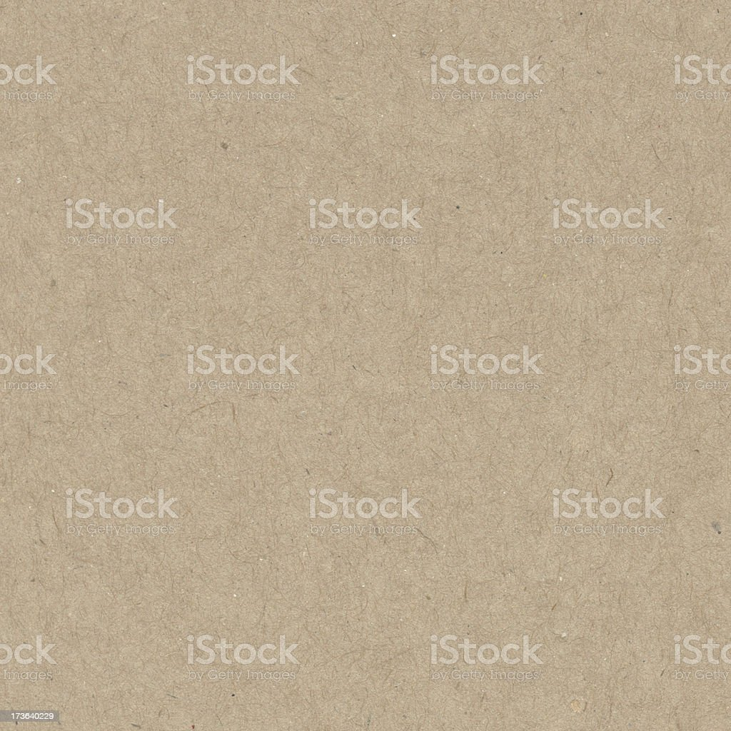 Close up brown recycled paper texture royalty-free stock photo
