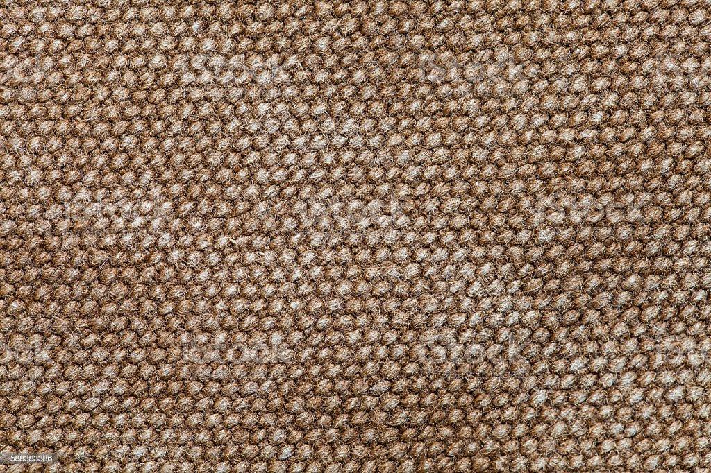 Close up Canvas cotton texture stock photo