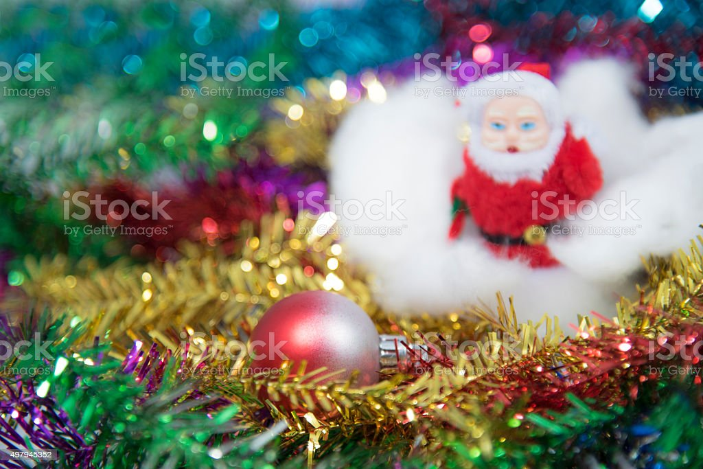 Gros plan fond de Noël photo libre de droits