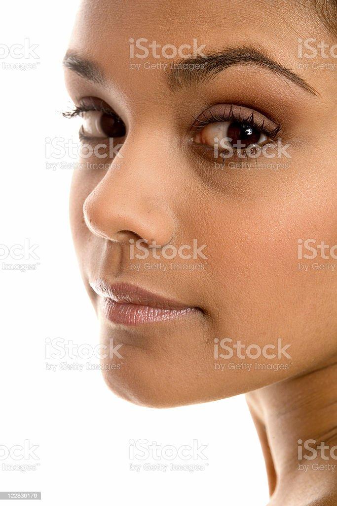 close up contact royalty-free stock photo