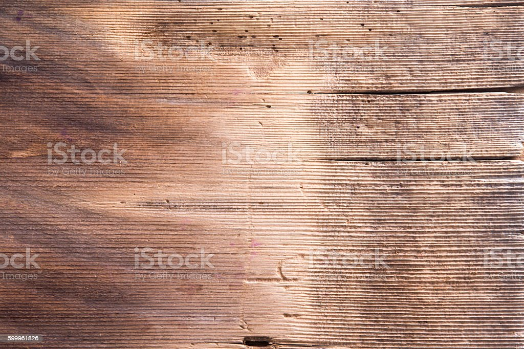 Close up Empty Old Wooden Shim for Background stock photo