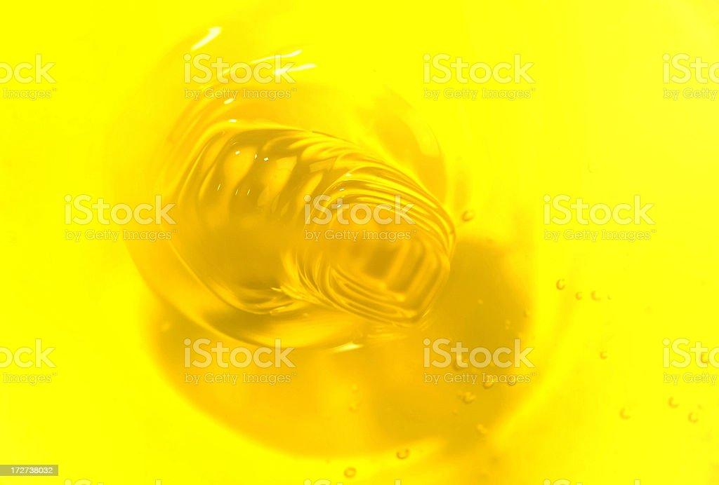 Close up Honey stock photo