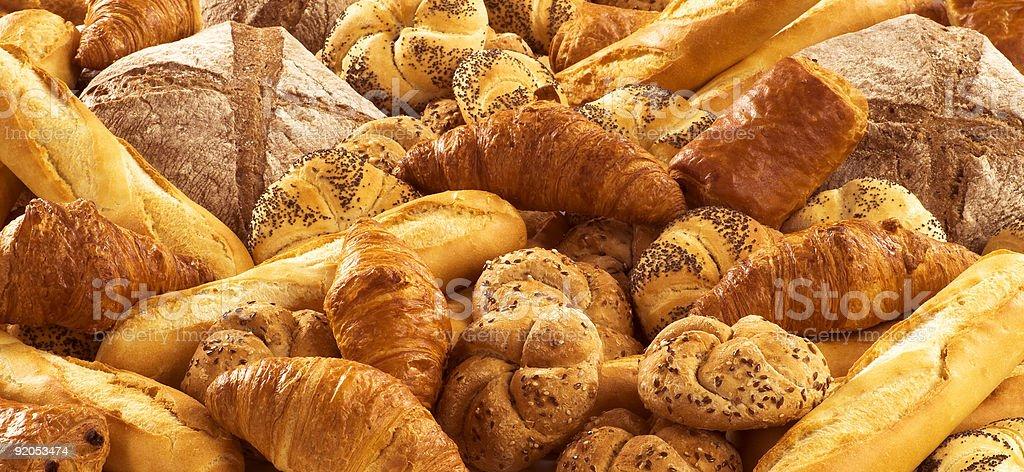Хлеб и выпечка Стоковые фото Стоковая фотография