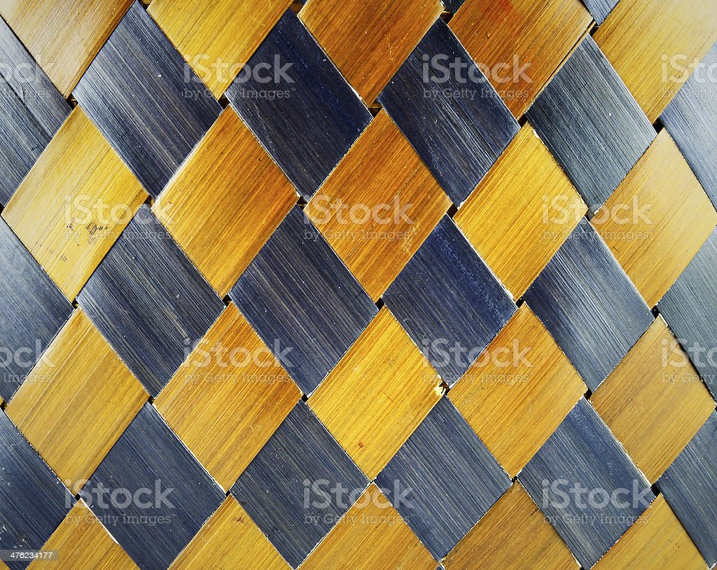 close up of bamboo texture royalty-free stock photo