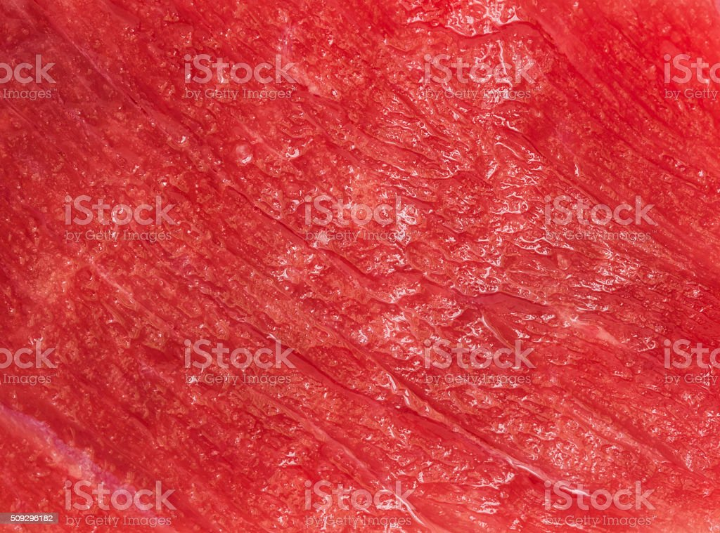 close up of beef steak texture stock photo