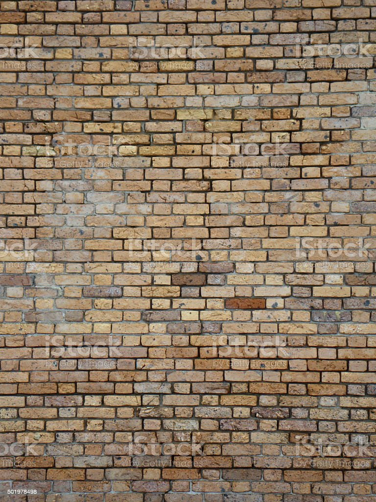 Close up of bricks at Fort Jefferson Dry Tortugas Park stock photo
