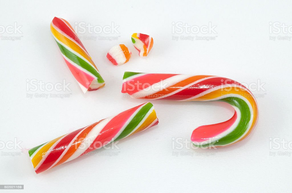 Close up of colourful lollipop royalty-free stock photo