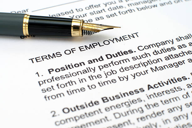 Employment Law Pictures Images and Photos iStock – Stocker Job Description