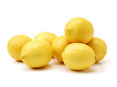 Close up of lemons