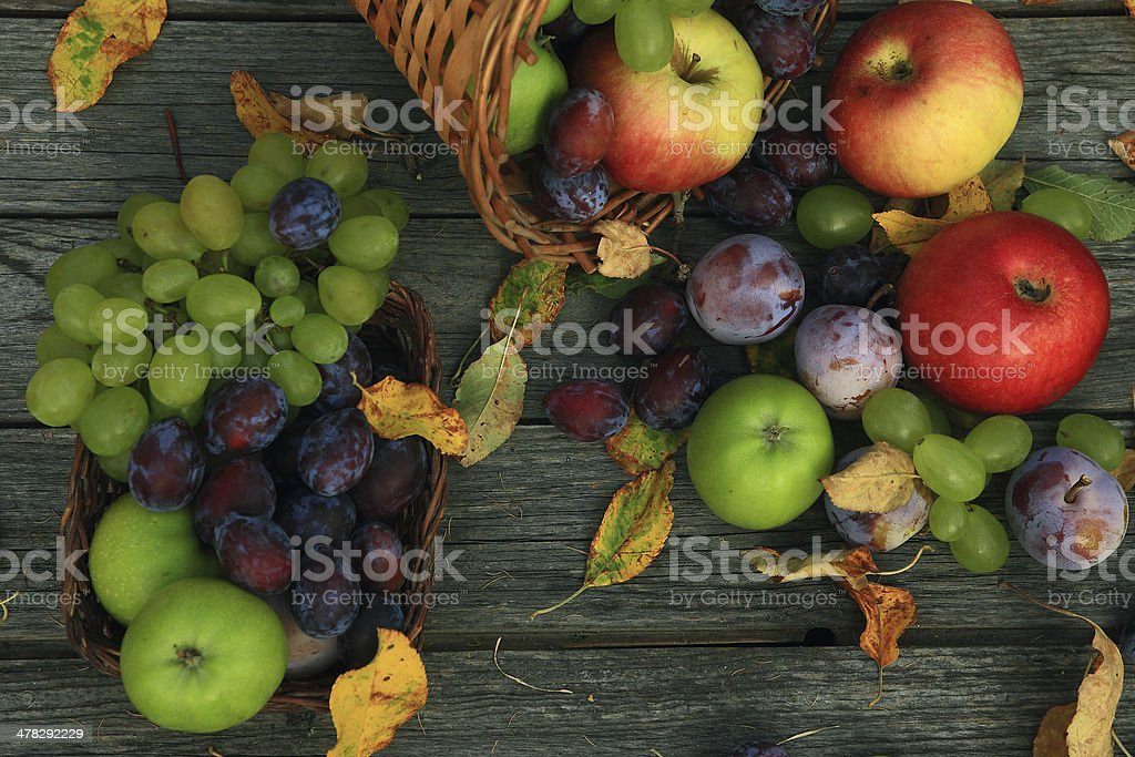 Close up of mixed vegetables royalty-free stock photo