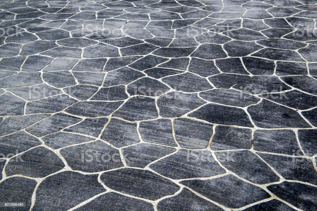 Close up of  modern  building Stone, stock photo