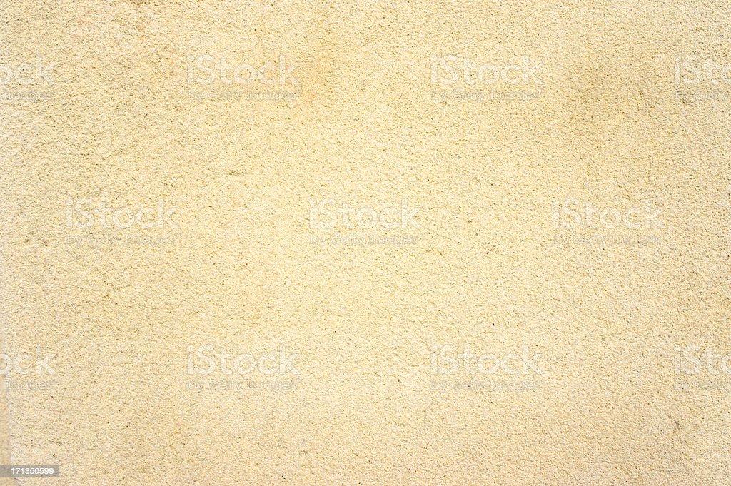 Close up of new sandstone flagstone. stock photo