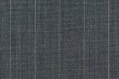 Close up of pinstriped fabric texture background