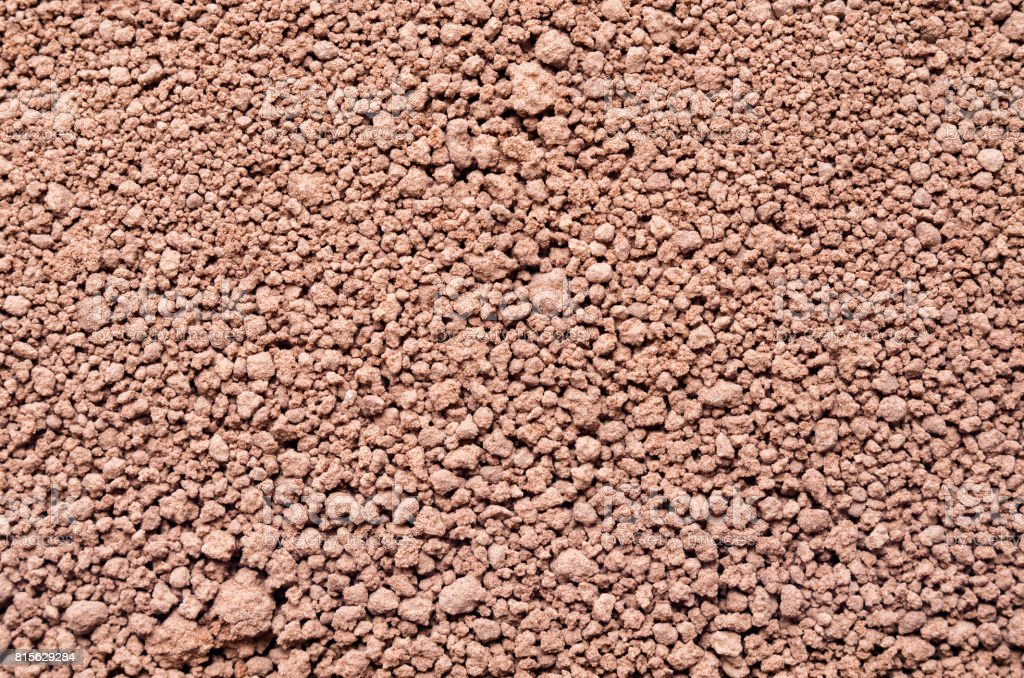 Close up of tasty instant cocoa chocolate powder. Image for background. stock photo