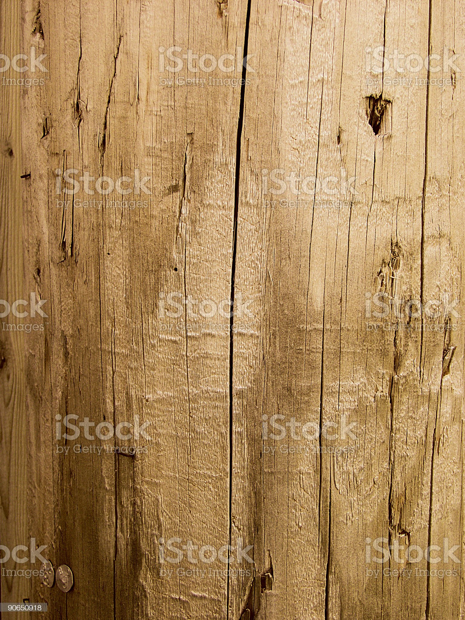 Close up of Telephone Post royalty-free stock photo