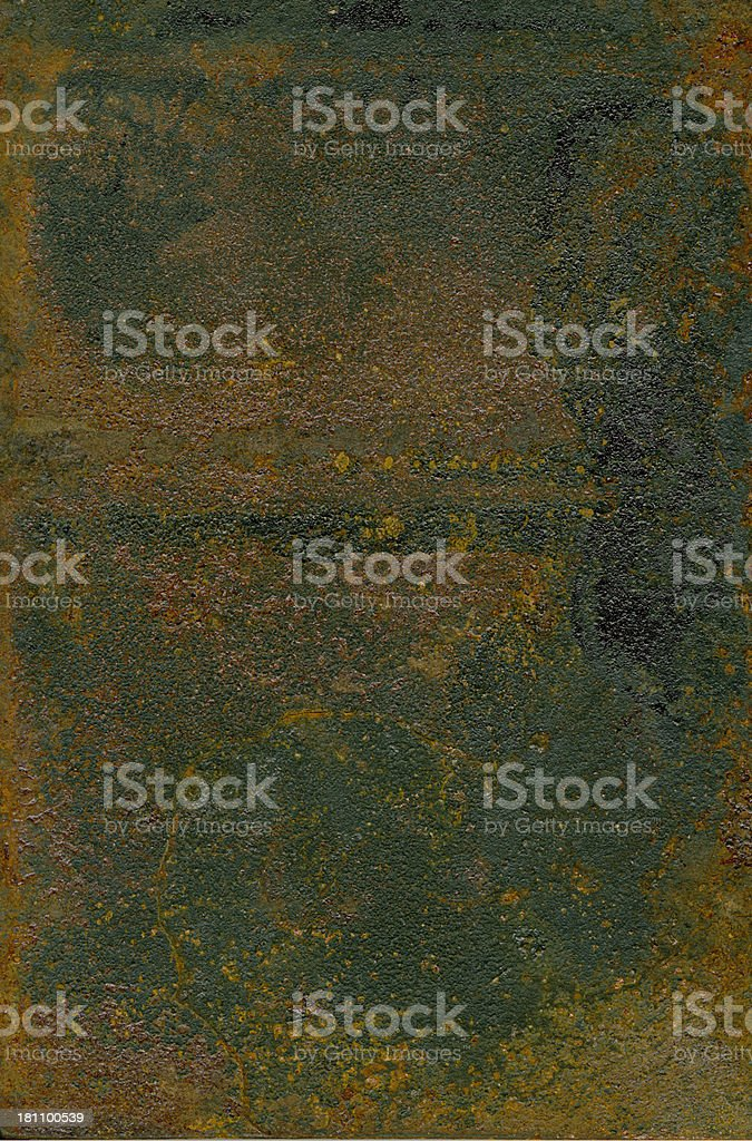 close up of  texture - corroded iron stock photo