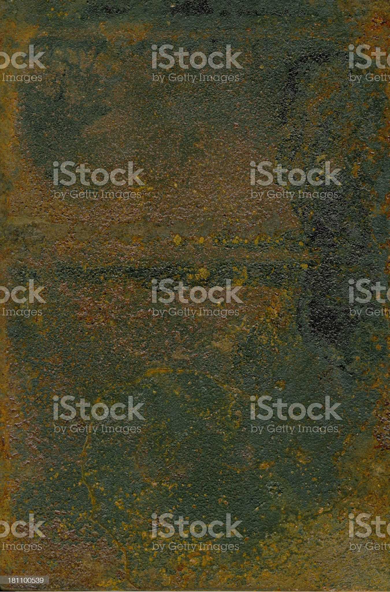 close up of  texture - corroded iron royalty-free stock photo