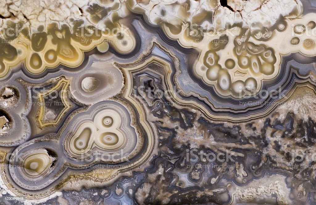 Close up of the texture of rocks stock photo