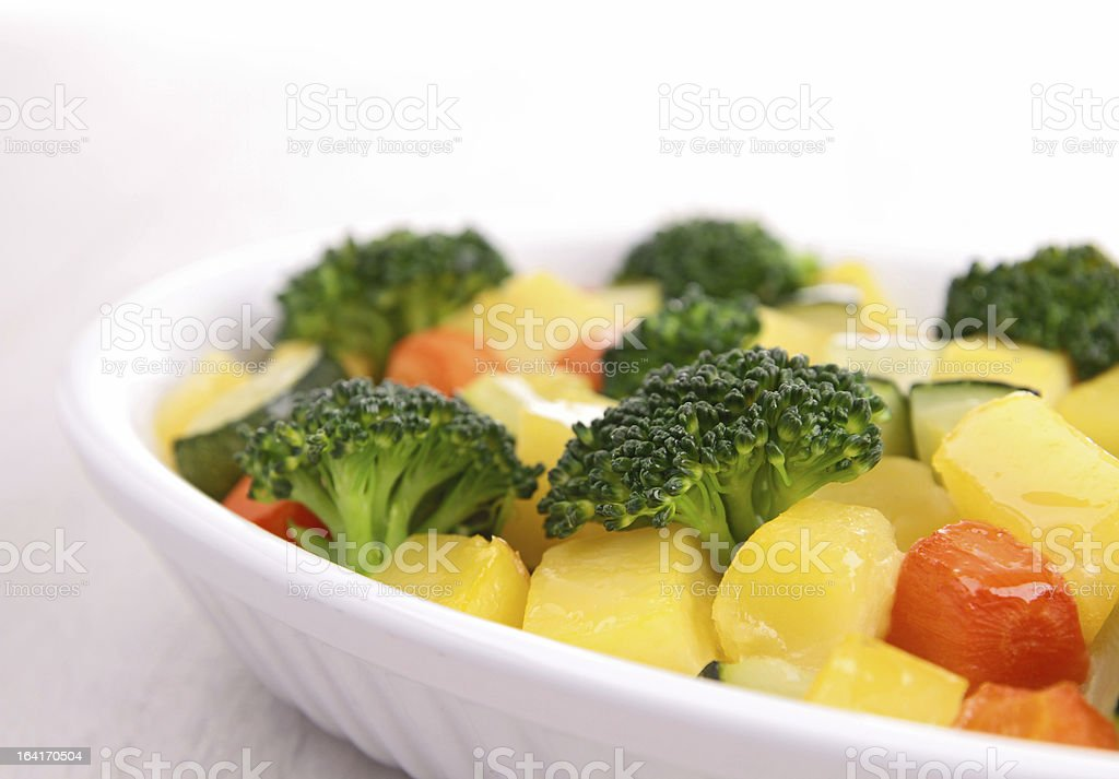 close up on vegetables royalty-free stock photo