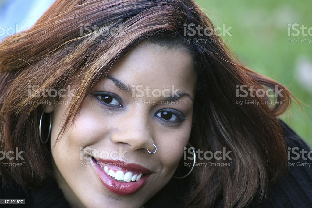 close up portrait royalty-free stock photo
