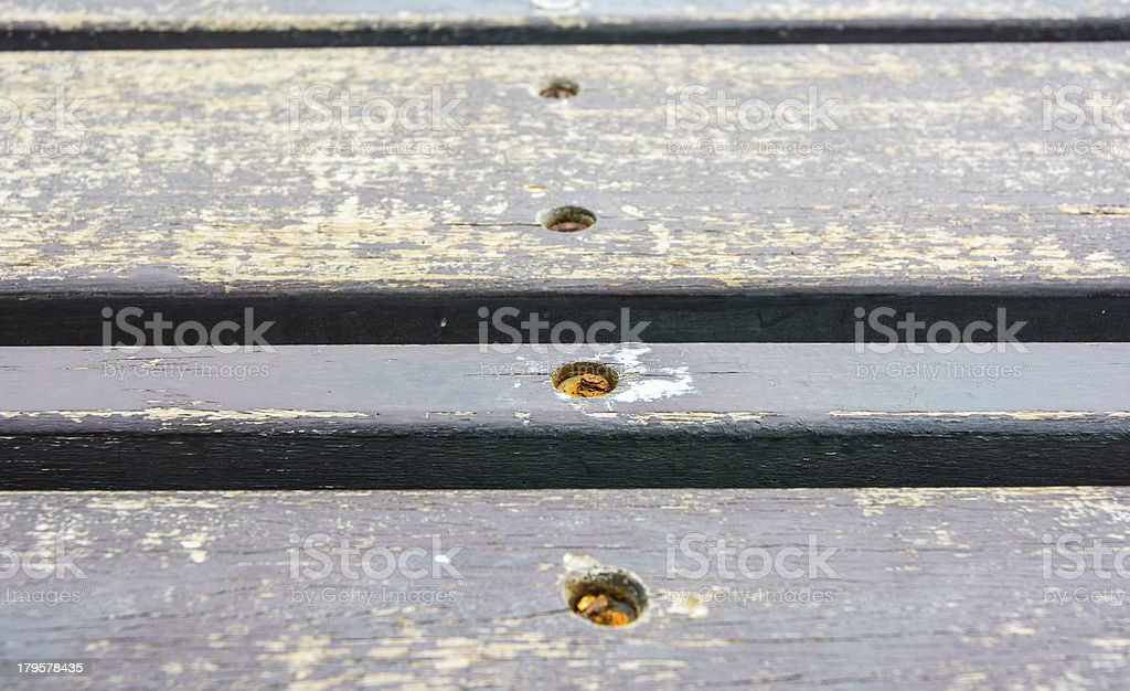 close up surface old wood pattern royalty-free stock photo