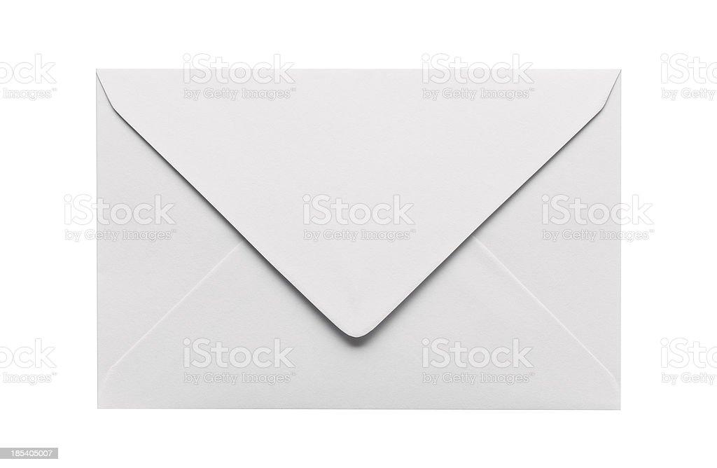Closed Envelope stock photo