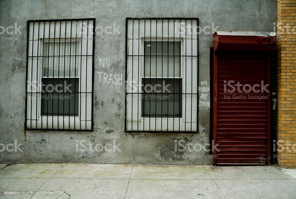 closed royalty-free stock photo