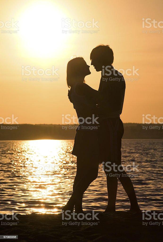 Closeness royalty-free stock photo
