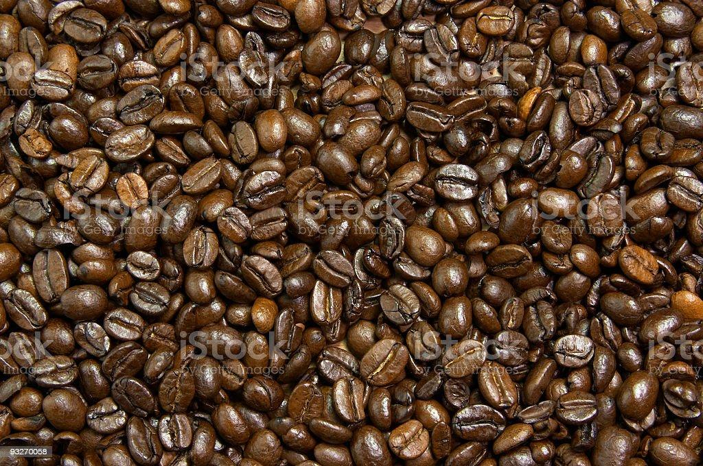 Closeup Coffee #2 royalty-free stock photo