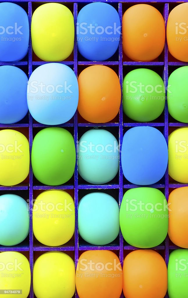 close-up colorful baloon background royalty-free stock photo