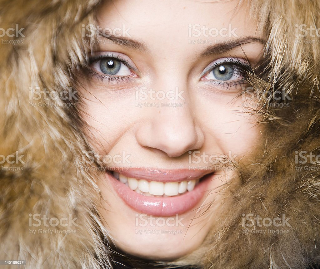 close-up face royalty-free stock photo