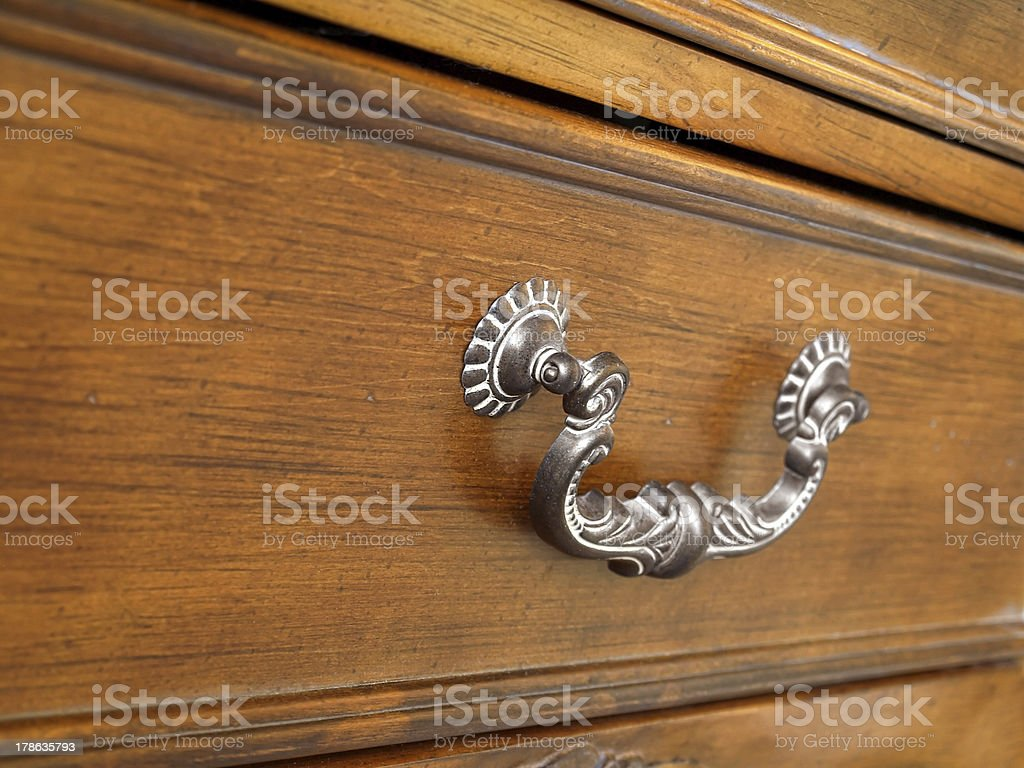 Closeup  Furniture royalty-free stock photo