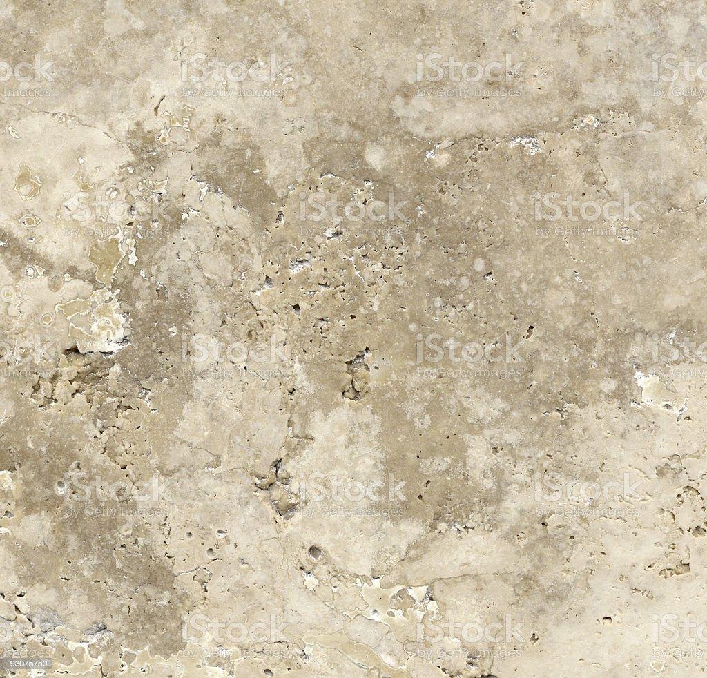 closeup image of classic italian travertine marble texture stock photo