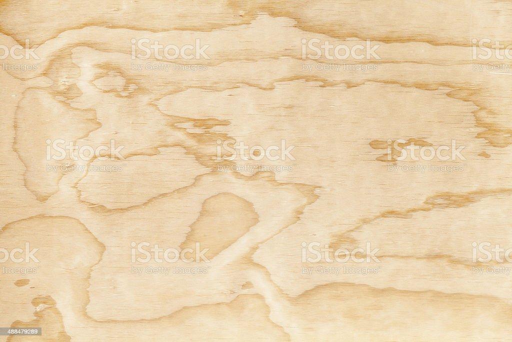 Closeup new plywood background texture. Macro photo stock photo