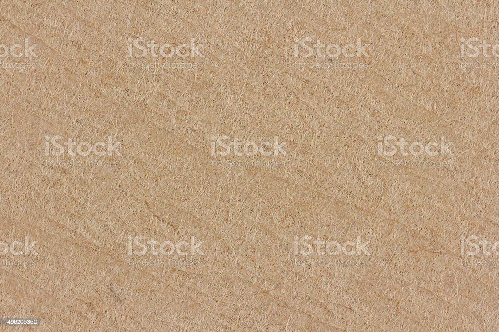 Close-up of a beige coffee filter stock photo