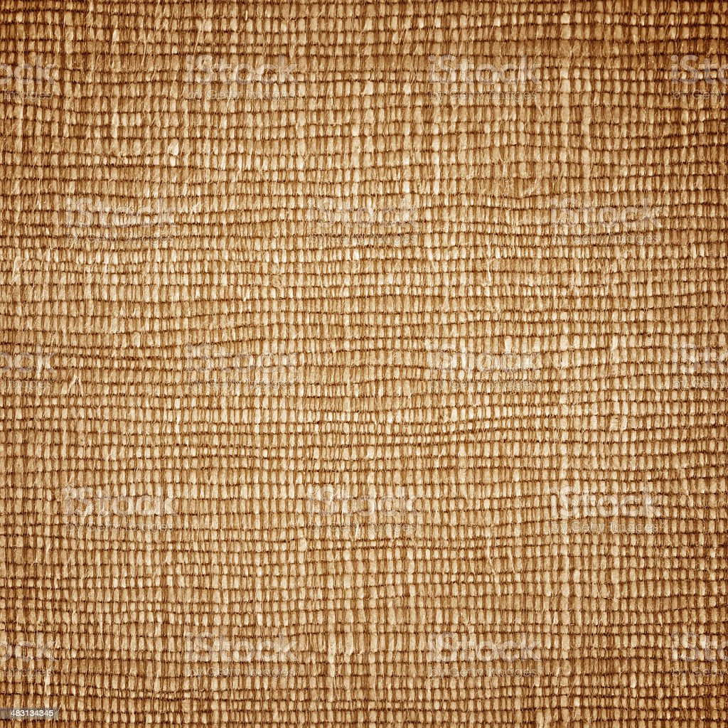 Closeup of a cloth  texture stock photo