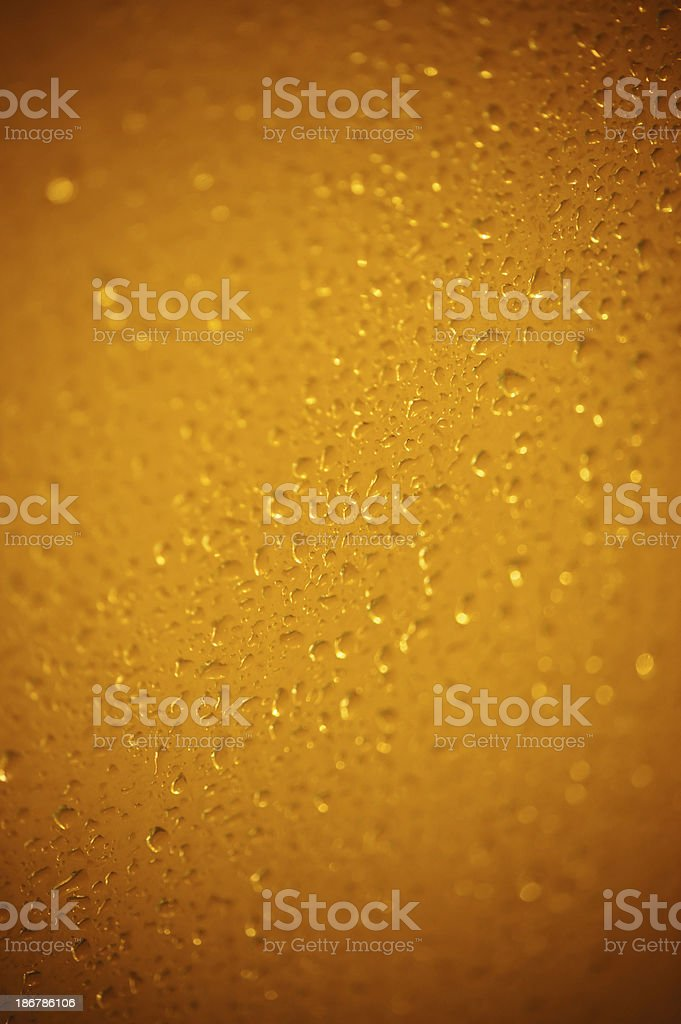 Close-up of a Wet Background stock photo