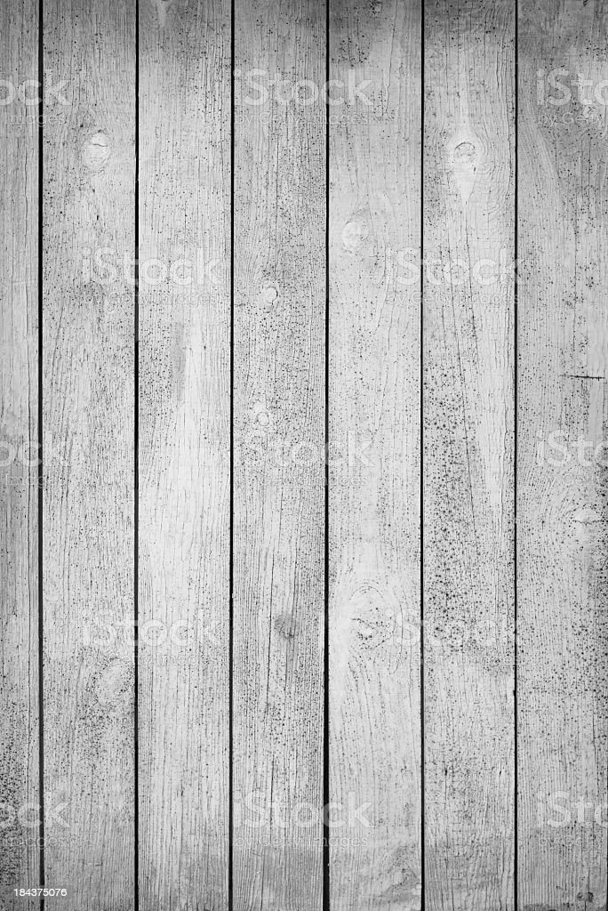 A close-up of a white wood background royalty-free stock photo
