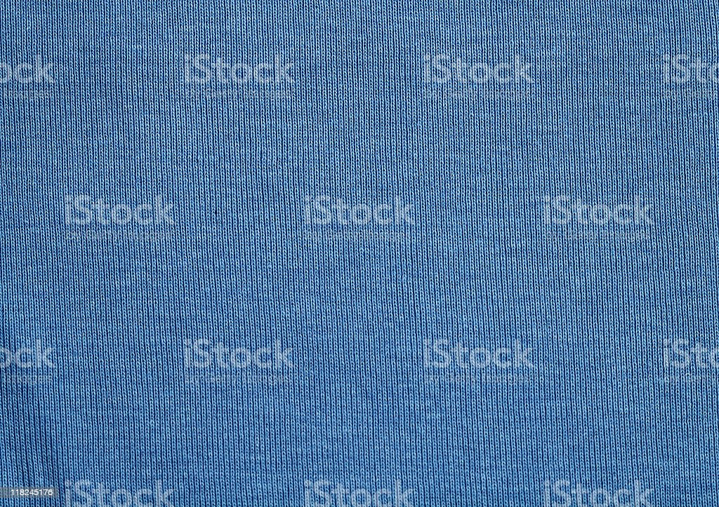 Close-up of a woolen pattern - plain knitting royalty-free stock photo