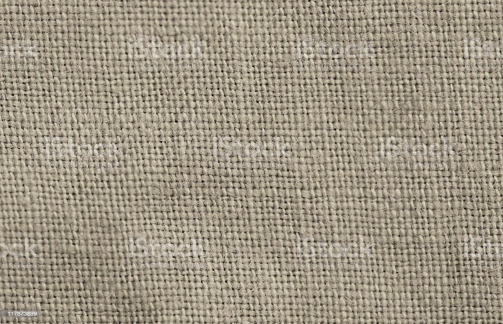 Close-up of a woven fabric
