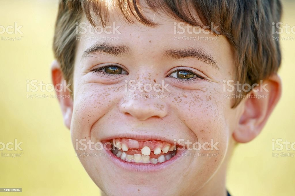 Close-up of Boy stock photo