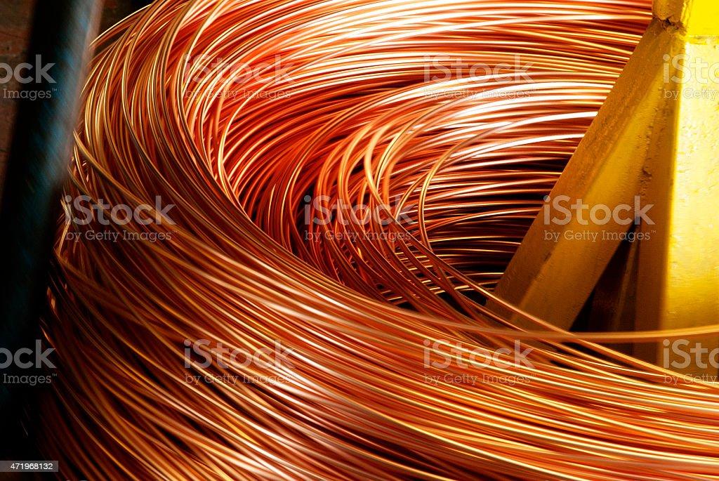 Resultado de imagen para imagen del cobre