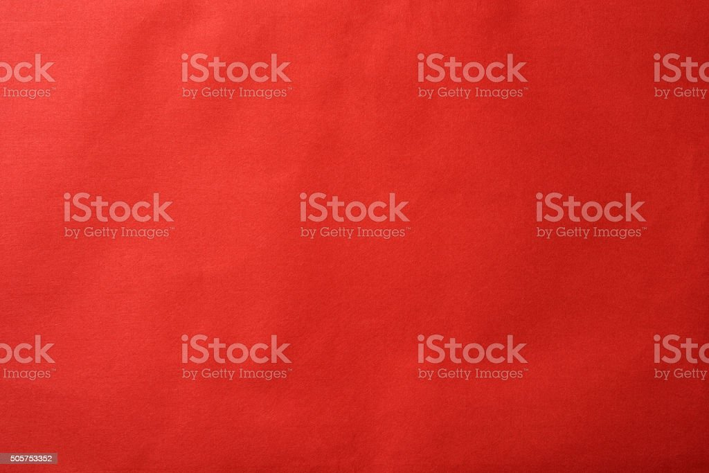 Close-up of dark red rice paper texture background stock photo