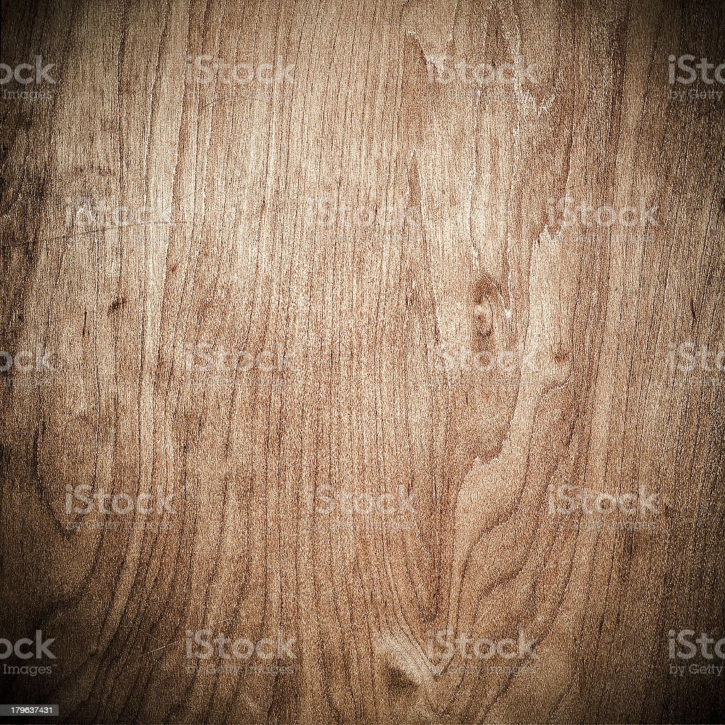 closeup of dark wood in square composition royalty-free stock photo