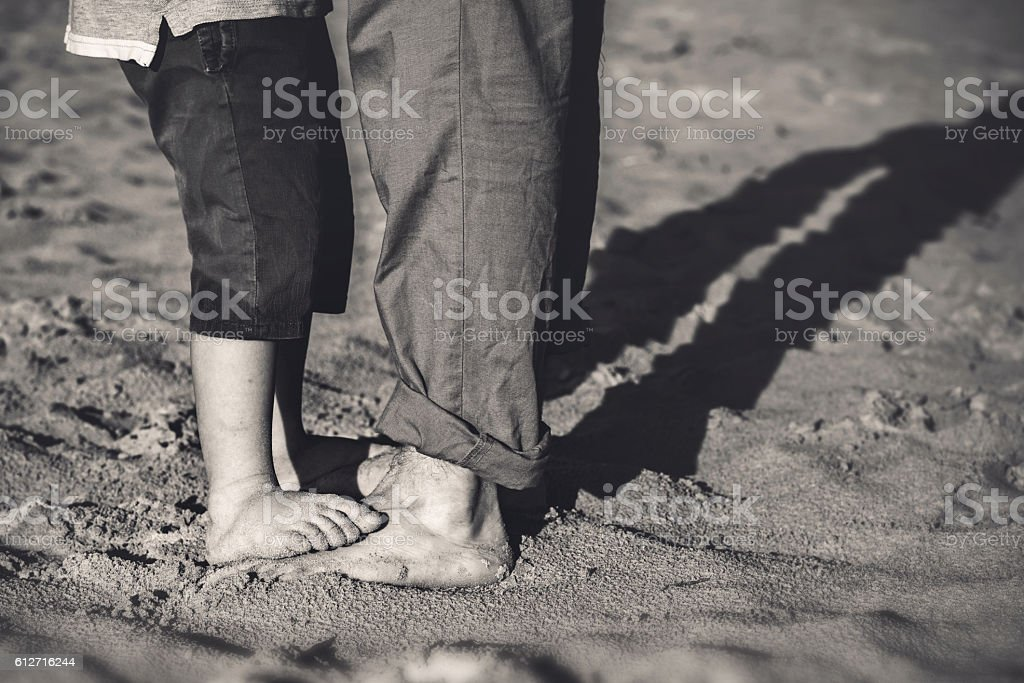 Image result for feet of father and son