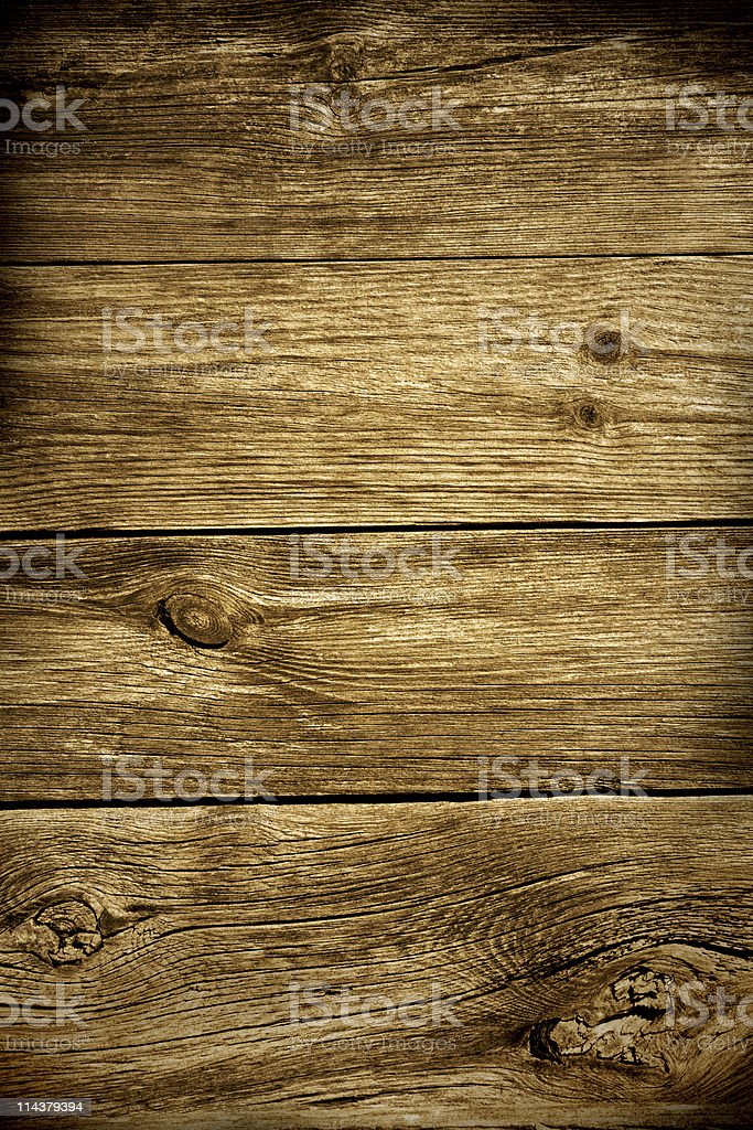 Close-up of piece of grunge wood stock photo