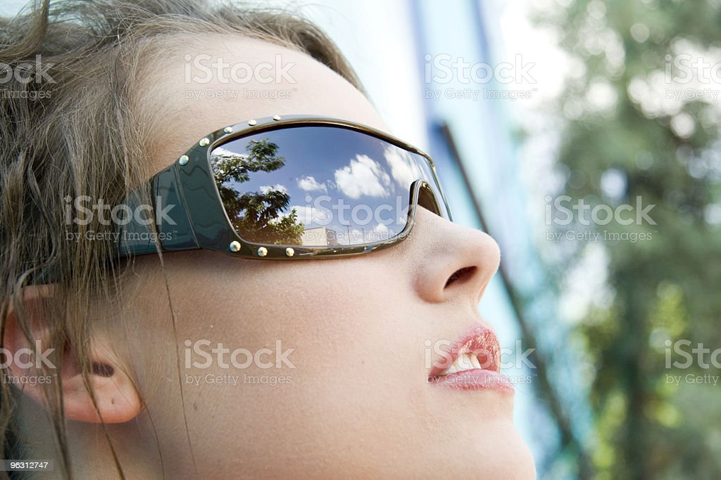 Close-up of Teen Outdoor stock photo