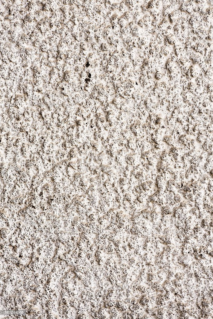Close-up of white sandstone royalty-free stock photo