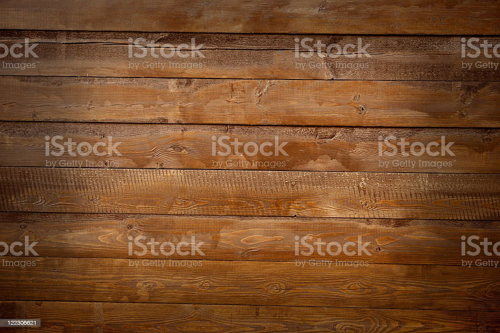 Close-up of wooden floor planks royalty-free stock photo